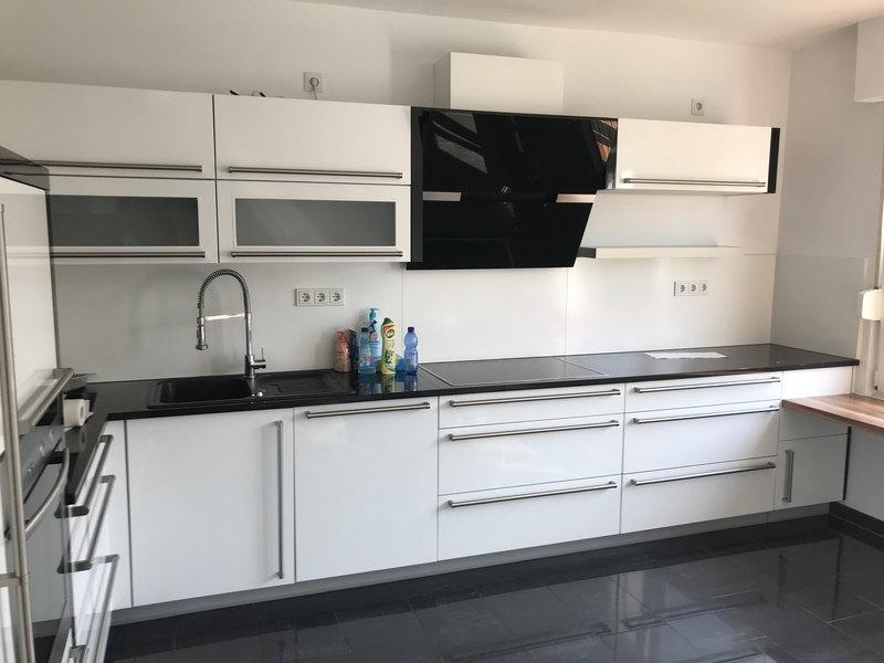 Küchen und Möbel Folierung — FOLIE38